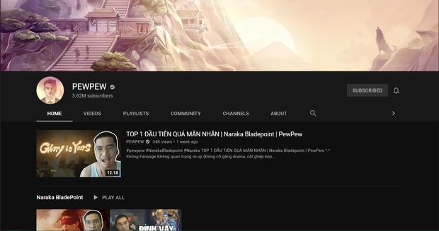 """Sau Tam Mao TV, kênh YouTube của PewPew có nguy cơ """"bay màu"""", những ai làm sáng tạo nội dung cần cảnh giác với hành vi chiếm đoạt tinh vi này! - Ảnh 3."""