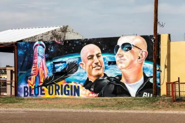 """Chuyến bay của Jeff Bezos - Cú hích giúp du lịch Texas """"cất cánh""""? - Ảnh 1."""