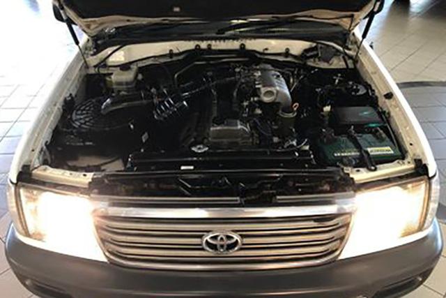 Tài xế Toyota Land Cruiser 1999 chở Thứ trưởng: '22 năm chinh chiến Bắc Nam vẫn an toàn, bền bỉ, dùng 10 năm nữa vẫn tốt' - Ảnh 3.