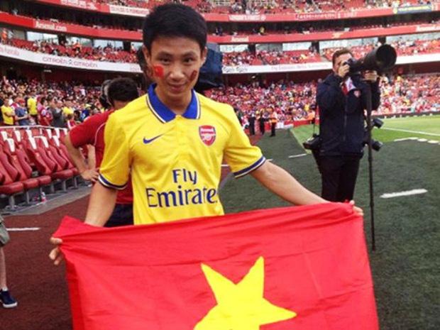 Nam sinh 8 năm trước chạy 8km theo đội bóng Arsenal quanh bờ Hồ: Mời mức lương 100 triệu/tháng nhưng từ chối, cuộc đời thay đổi ngoạn mục! - Ảnh 4.