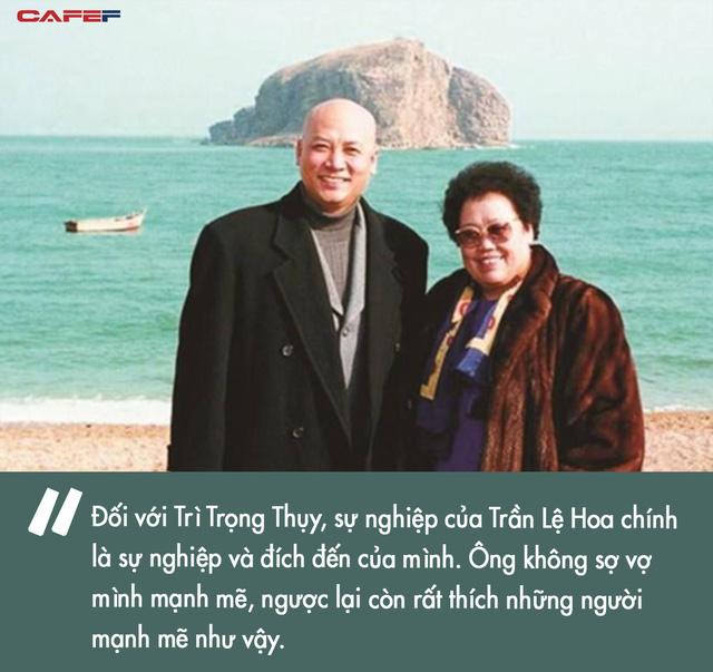 Nữ tỷ phú BĐS hàng đầu Trung Quốc và chuyện tình đũa lệch với diễn viên đóng Đường Tăng: Không có con chung, chẳng màng tiền tài, vẫn hạnh phúc suốt 30 năm như thuở đầu  - Ảnh 5.