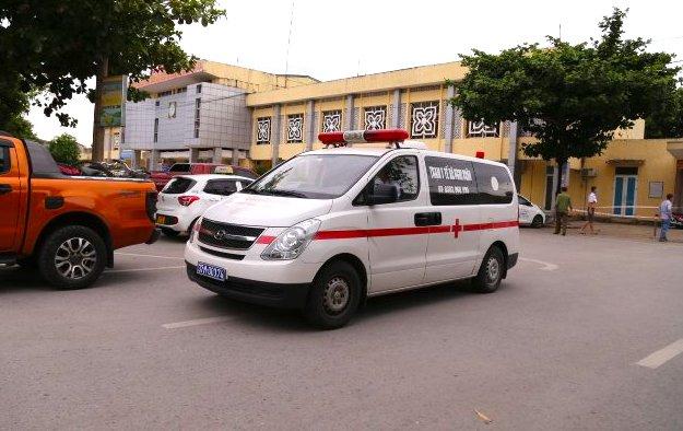 Gia đình 4 người đạp xe từ Đồng Nai đã về đến Nghệ An, được đưa đi cách ly tập trung - Ảnh 7.