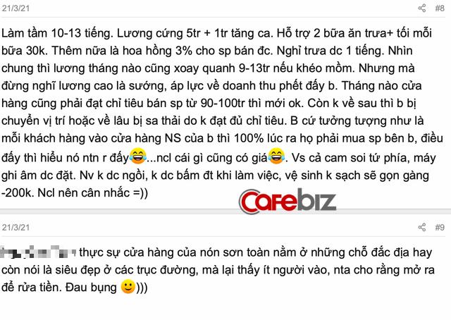 Review làm việc tại Nón Sơn - nơi được gọi đùa là Kingsman Việt Nam: Lương cao nhưng camera tứ phía, có máy ghi âm, không được dùng điện thoại! - Ảnh 1.