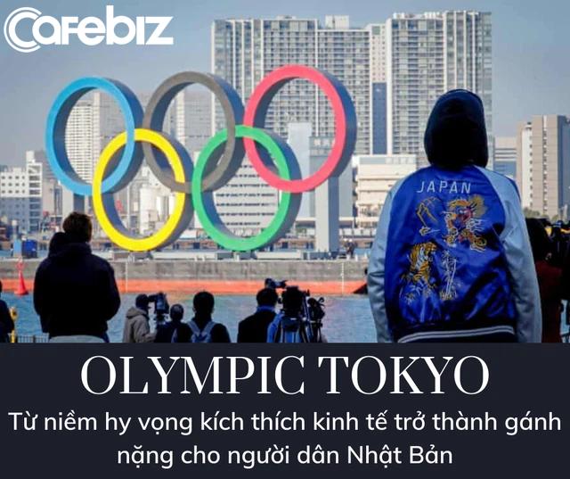 Olympic Tokyo: Từ cục cưng thành cục nợ 20 tỷ USD của Nhật Bản - Ảnh 3.