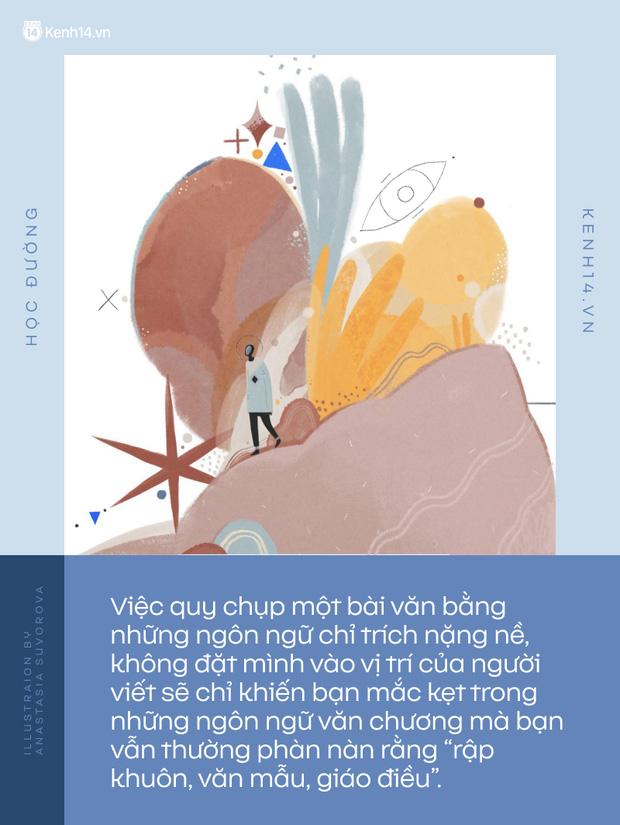 Những áng văn không mẫu: Đừng chỉ trích văn chương bằng những ngôn từ xấu xí - Ảnh 1.