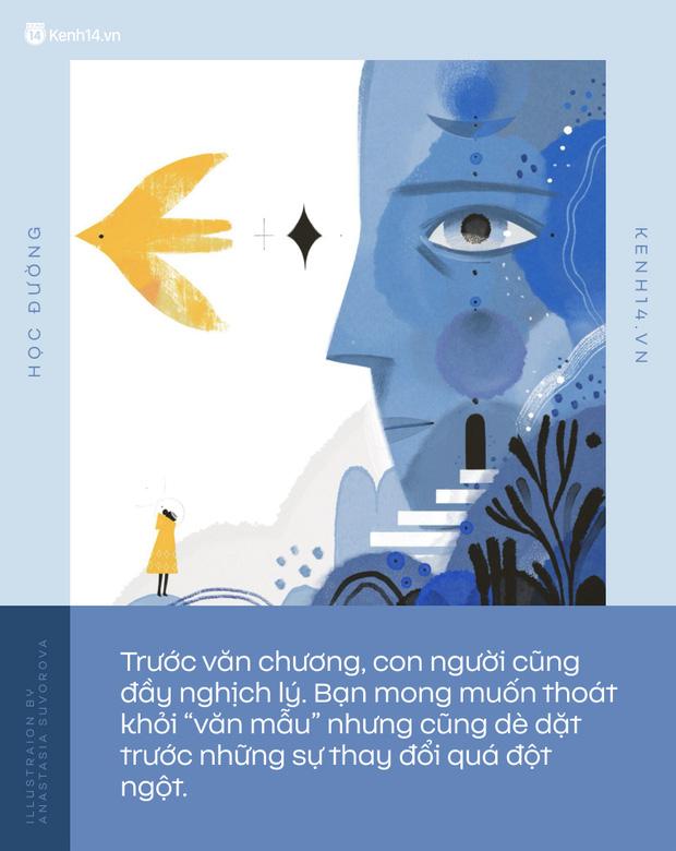 Những áng văn không mẫu: Đừng chỉ trích văn chương bằng những ngôn từ xấu xí - Ảnh 2.