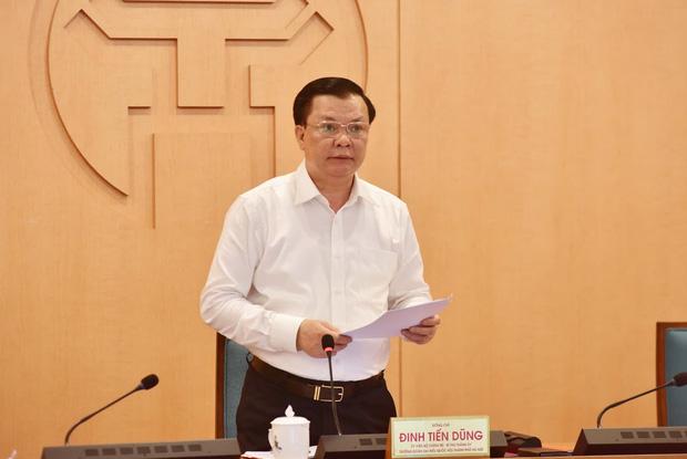 Nguyên nhân Hà Nội quyết định giãn cách xã hội theo Chỉ thị 16 ngay trong đêm - Ảnh 1.