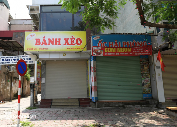 """Chủ quán ăn ở Hà Nội trước giờ đóng cửa: """"20 năm chưa từng gặp khó khăn như dịch bệnh lần này, càng bán càng lỗ"""" - Ảnh 3."""
