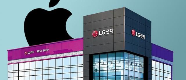 LG sẽ bán iPhone tại các cửa hàng ở Hàn Quốc từ tháng 8 - Ảnh 1.