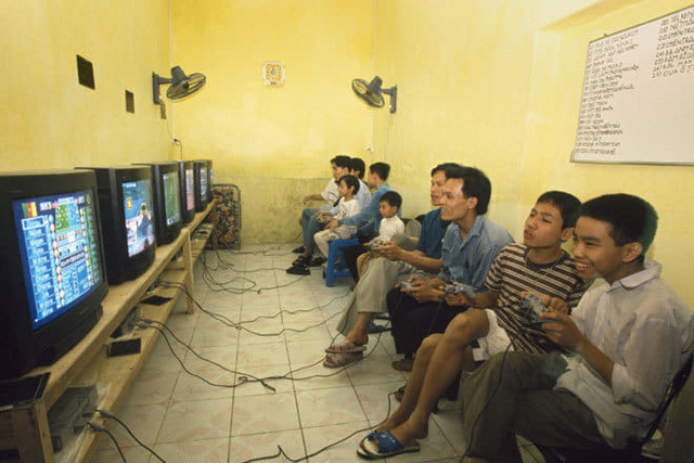 Những khung cảnh quen thuộc của game thủ Việt thời còn chưa có Internet, nhìn là thấy cả bầu trời kỷ niệm (p1) - Ảnh 17.
