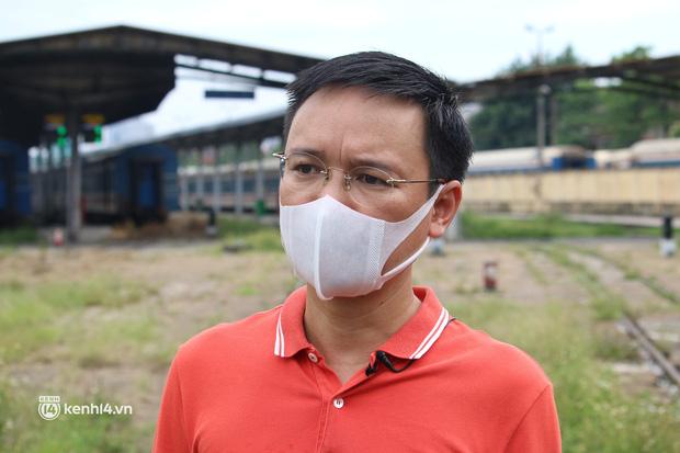 Chuyến tàu từ Hà Nội chở hơn 10 tấn thiết bị y tế chi viện cho tâm dịch TP Hồ Chí Minh - Ảnh 11.