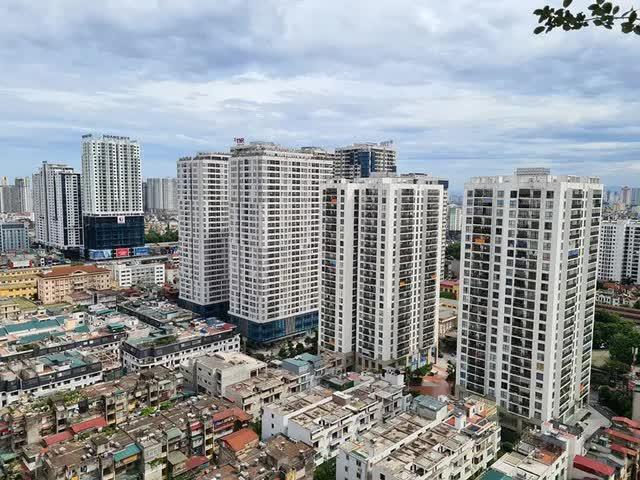 Giá căn hộ tại Hà Nội gần 40 triệu đồng/m2  - Ảnh 2.