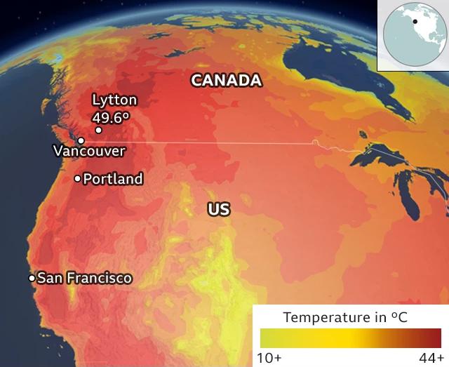 Giải mã hiện tượng vòm nhiệt trong những ngày nắng nóng chết chóc đang xảy ra ở Tây Bắc Mỹ - Ảnh 1.