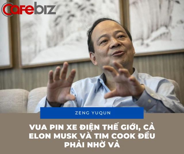 Chân dung tiến sỹ vật lý giàu hơn cả Jack Ma: Là người tạo ra loại pin có tuổi thọ 16 năm, chạy được 2 triệu km, cả Elon Musk và Tim Cook đều phải nhờ vả - Ảnh 1.