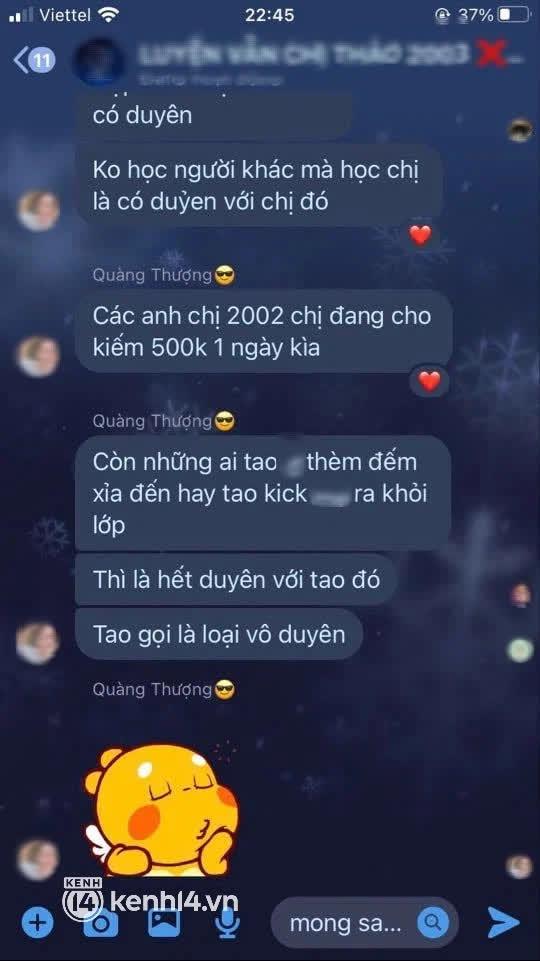 NÓNG: Giáo viên dạy Văn online nổi tiếng ở Hà Nội bị tố dùng từ tục tĩu, show ảnh bộ phận nhạy cảm, chất lượng học kém xa quảng cáo!  - Ảnh 4.