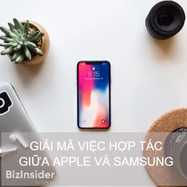 """Ghét nhau như chó với mèo, tại sao mỗi năm Apple lại """"tặng"""" HÀNG TỶ USD cho Samsung? - Ảnh 1."""