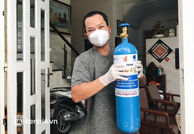 """""""Cha đẻ"""" ATM gạo cho ra đời ATM Oxy và câu chuyện bình oxy cứu sống một người cha ở Sài Gòn trong đêm - Ảnh 4."""