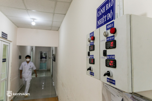 Bên trong kho máu đang cạn kiệt của Trung tâm Truyền máu BV Chợ Rẫy: Chúng ta có thể chờ dịch bệnh qua đi nhưng người bệnh không thể chờ máu! - Ảnh 7.