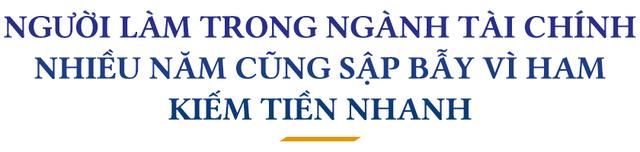 """Chuyên gia Lâm Minh Chánh tư vấn cách phát hiện ra """"đại tỷ gọi nến"""", """"chuyên gia đọc lệnh""""  - Ảnh 1."""
