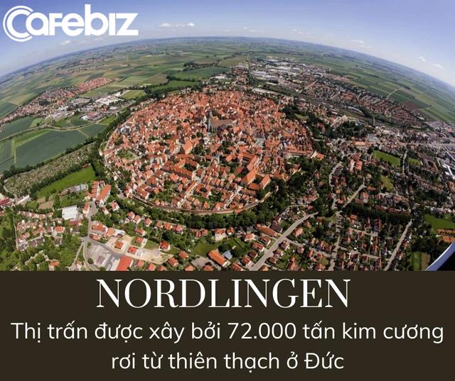 Chiêm ngưỡng thị trấn được xây bằng 72.000 tấn kim cương ở Đức - Ảnh 1.