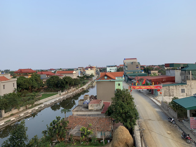 Đất tại nhiều huyện ở Nam Định tăng giá mạnh chỉ trong vòng 4 năm trở lại đây.
