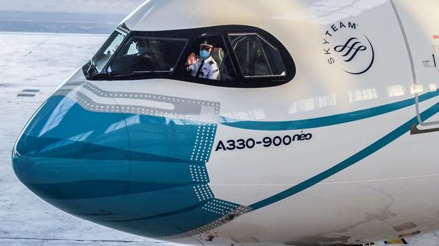 Thế nghìn cân treo sợi tóc của hãng hàng không quốc gia Indonesia - Ảnh 1.
