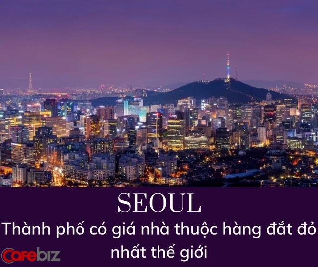 Người nghèo Hàn Quốc tuyệt vọng: Phải 20 năm không chi tiêu, chỉ tiết kiệm mới mua được nhà, cơ hội làm giàu gần như là 0 - Ảnh 1.