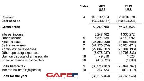 Hệ sinh thái bán lẻ - logistics Seedcom của ông Đinh Anh Huân đạt doanh thu 157 triệu USD năm 2020, lỗ ròng gần 40 triệu USD  - Ảnh 1.