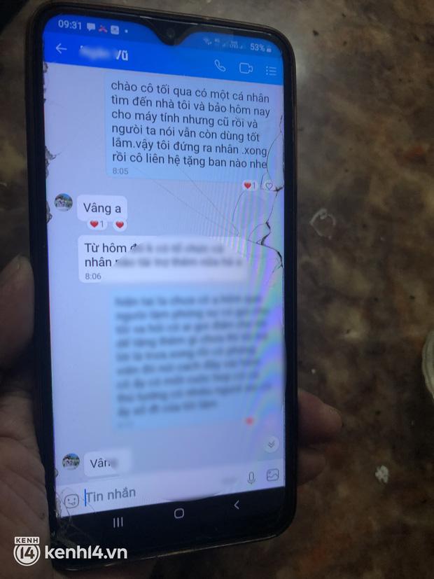 Người cha bật khóc vì không thể mua điện thoại cho con học online bị dân mạng tố nhà giàu: Hoàn cảnh thực sự thế nào? - Ảnh 6.