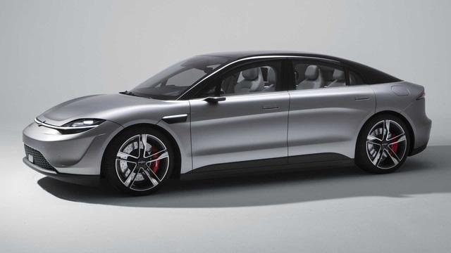 Sony có thể tìm tới đối tác của VinFast để sản xuất ô tô  - Ảnh 1.