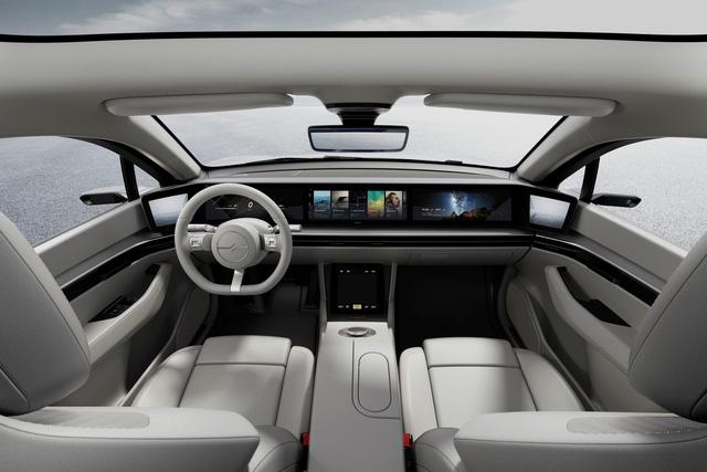 Sony có thể tìm tới đối tác của VinFast để sản xuất ô tô  - Ảnh 3.