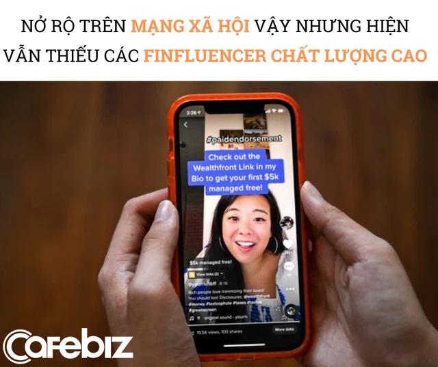 Đổi đời nhờ trở thành FINFLUENCER trên TikTok: Đăng video cách quản lý tiền, phím hàng chứng khoán kiếm 500.000 USD/năm, được các công ty khởi nghiệp, tài chính săn lùng như siêu sao - Ảnh 4.