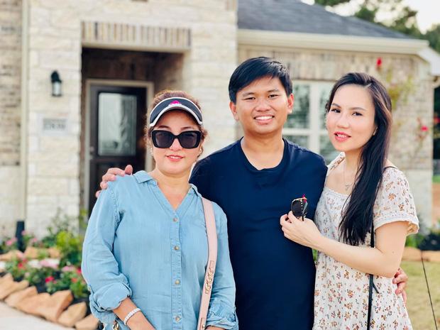 Vợ triệu phú đô la Vương Phạm: Học rất giỏi, lương cả chục nghìn USD nhưng chồng không cho đi làm - Ảnh 4.