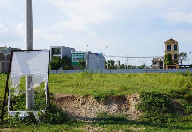 Dự án 670 tỉ đồng đắp chiếu, thành bãi chăn bò  - Ảnh 8.