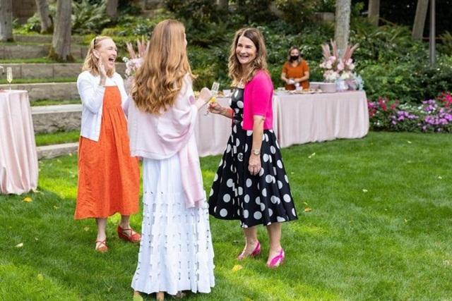 Một góc biệt thự 125 triệu USD Melinda Gates tổ chức tiệc riêng cho con gái đi lấy chồng - Ảnh 1.