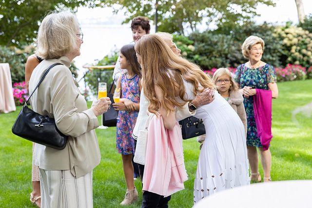 Một góc biệt thự 125 triệu USD Melinda Gates tổ chức tiệc riêng cho con gái đi lấy chồng - Ảnh 4.