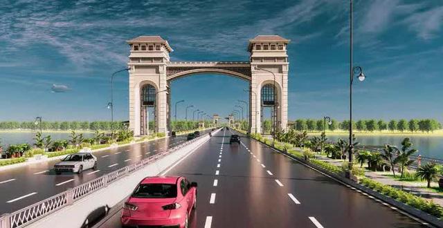 Cầu 8.900 tỷ nối quận Hoàn Kiếm với Long Biên: Không sao chép, chúng tôi không làm vô trách nhiệm  - Ảnh 2.