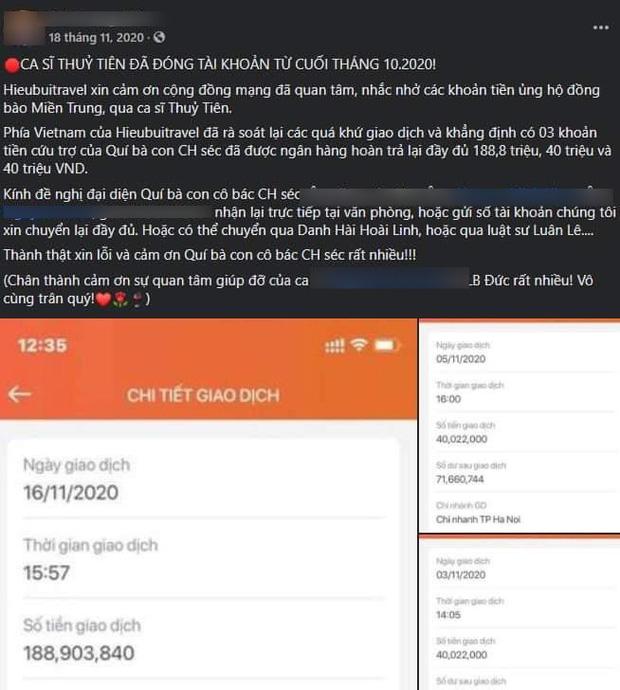 Vietcombank lên tiếng giải nghĩa cụm từ tạm khoá báo có, liệu có minh oan cho Thuỷ Tiên? - Ảnh 2.