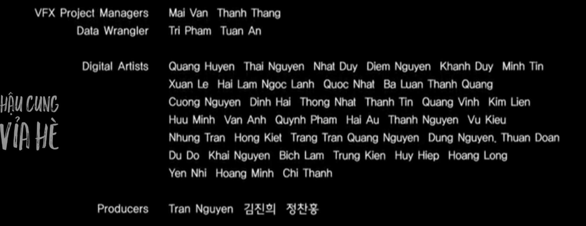 Bom tấn châu Á Squid game do ekip Việt Nam thực hiện đồ hoạ? - Ảnh 4.