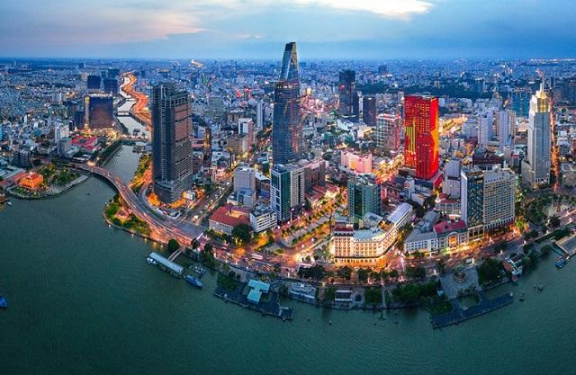CNBC liệt kê 10 thành phố ở châu Á đối mặt nguy cơ chìm dần, trong đó có 2 thành phố của Việt Nam  - Ảnh 2.