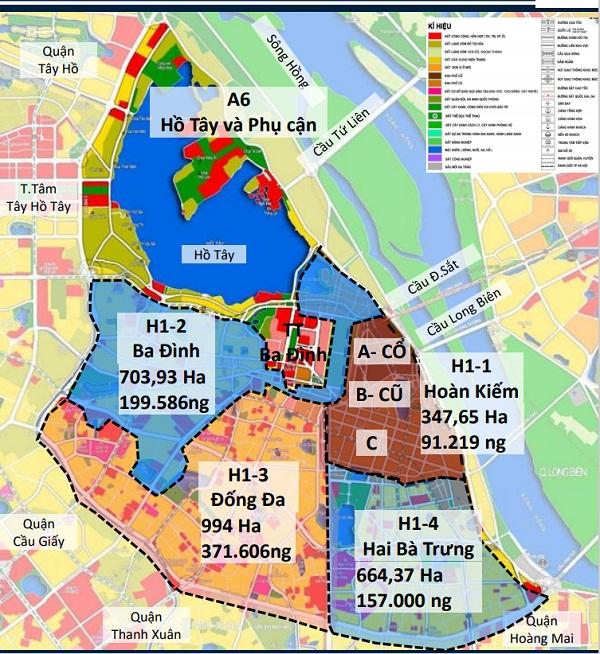 Lộ diện những trung tâm BĐS mới tại Hà Nội đón làn sóng đại dịch chuyển dân cư lớn nhất lịch sử  - Ảnh 1.