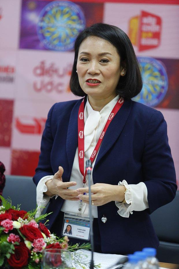 Chân dung 2 sếp nữ quyền lực ở VTV Tạ Bích Loan và Diễm Quỳnh: Con đường sự nghiệp đáng nể, kín tiếng trong đời tư - Ảnh 2.