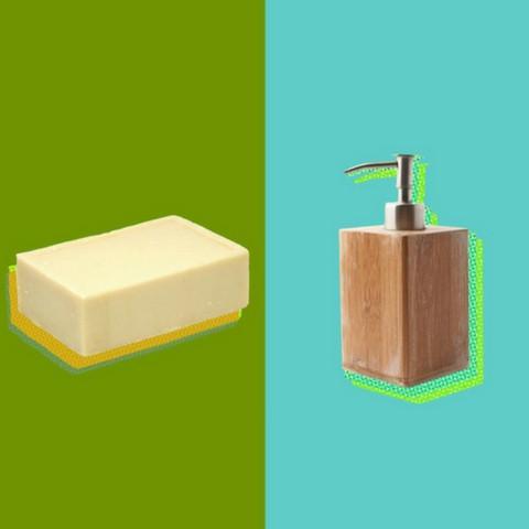 Sữa tắm có thực sự tốt hơn xà phòng dạng thanh không? - Ảnh 1.