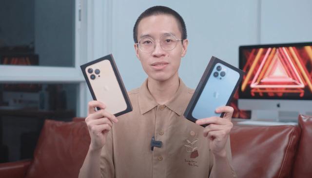 Một người chi hơn 140 triệu đồng để sở hữu iPhone 13 đầu tiên tại Việt Nam  - Ảnh 1.