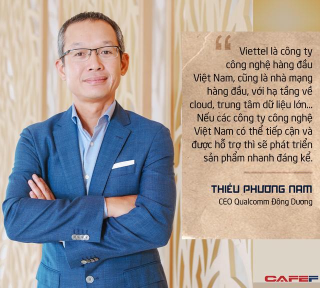 CEO Qualcomm Đông Dương: 'Tốc độ 5G kỷ lục tại Viettel Innovation Lab là bước tiến rất quan trọng trong thương mại hoá dịch vụ 5G Việt Nam'  - Ảnh 4.