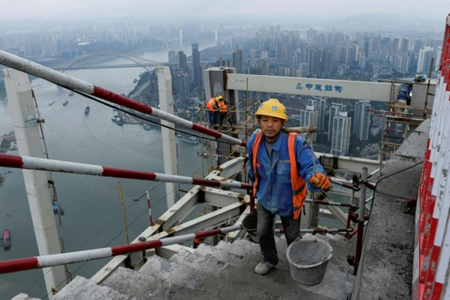 Evergrande và dấu chấm hết cho mô hình xây, xây, xây của Trung Quốc (PI) - Ảnh 1.