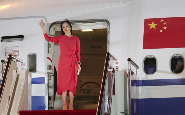 Chân dung Mạnh Vãn Chu - người vừa được Trung Quốc chào đón như đại công thần sau khi trở về từ Canada  - Ảnh 1.