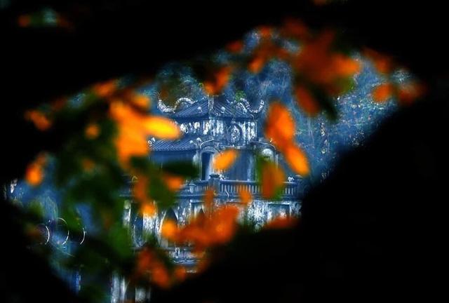 Thổn thức trước khoảnh khắc trời thu Hà Nội đẹp đến nao lòng  - Ảnh 3.