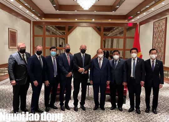 Ông Johnathan Hạnh Nguyễn ký kết với đối tác Mỹ, xúc tiến 45 dự án tổng vốn hàng trăm tỉ USD  - Ảnh 2.
