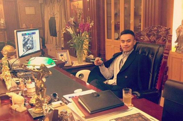 Các cậu cả của tập đoàn nghìn tỷ nổi tiếng sở hữu vẻ ngoài điển trai và tài năng khiến nhiều người ngưỡng mộ - Ảnh 7.